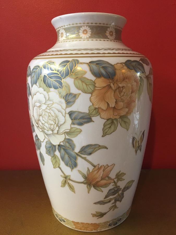 'Kaiser' German Porcelain Vase