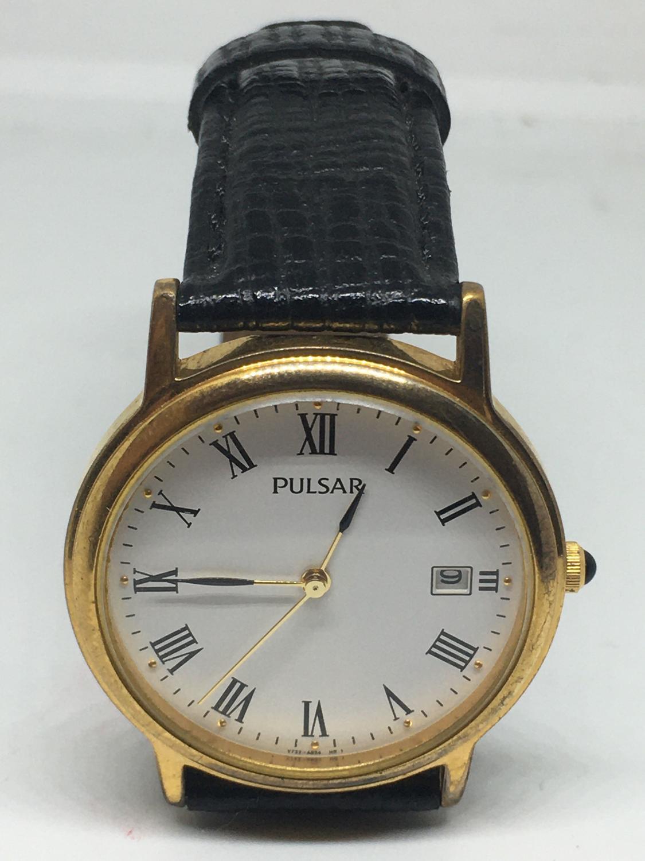 Gent's Vintage Pulsar Wristwatch