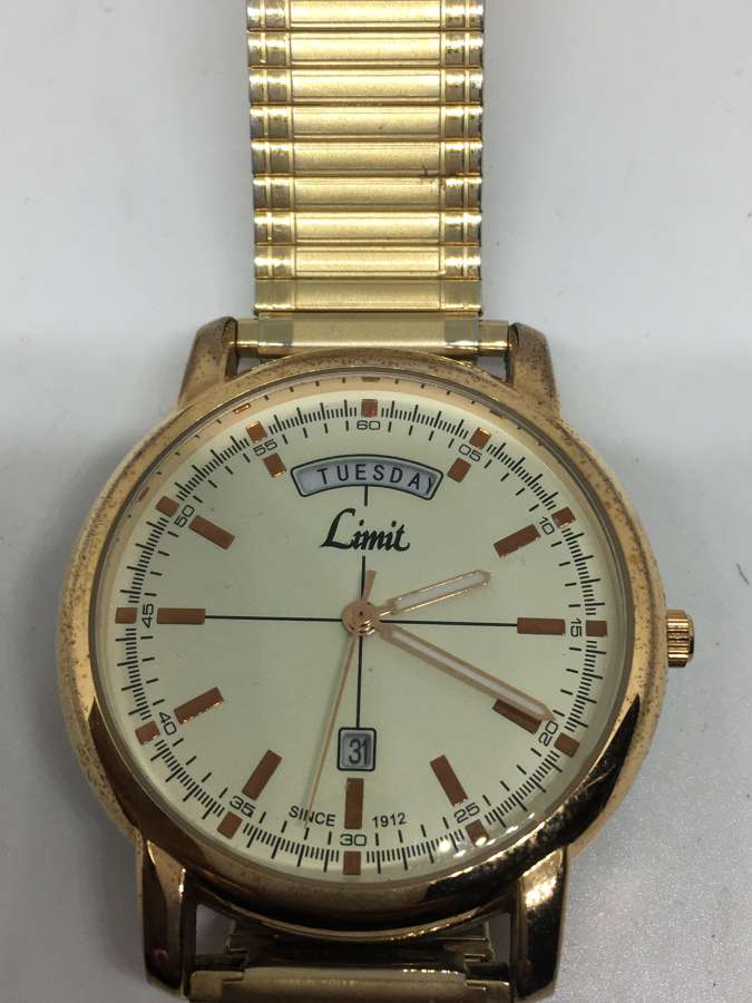 Limit Gent's Wrist Watch