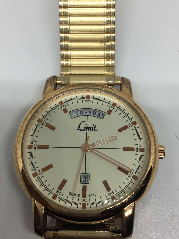 Limit Gent's Wrist Watch