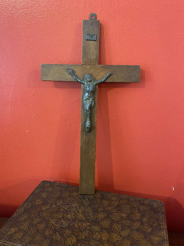 19thC Gilt Metal Corpus Christi