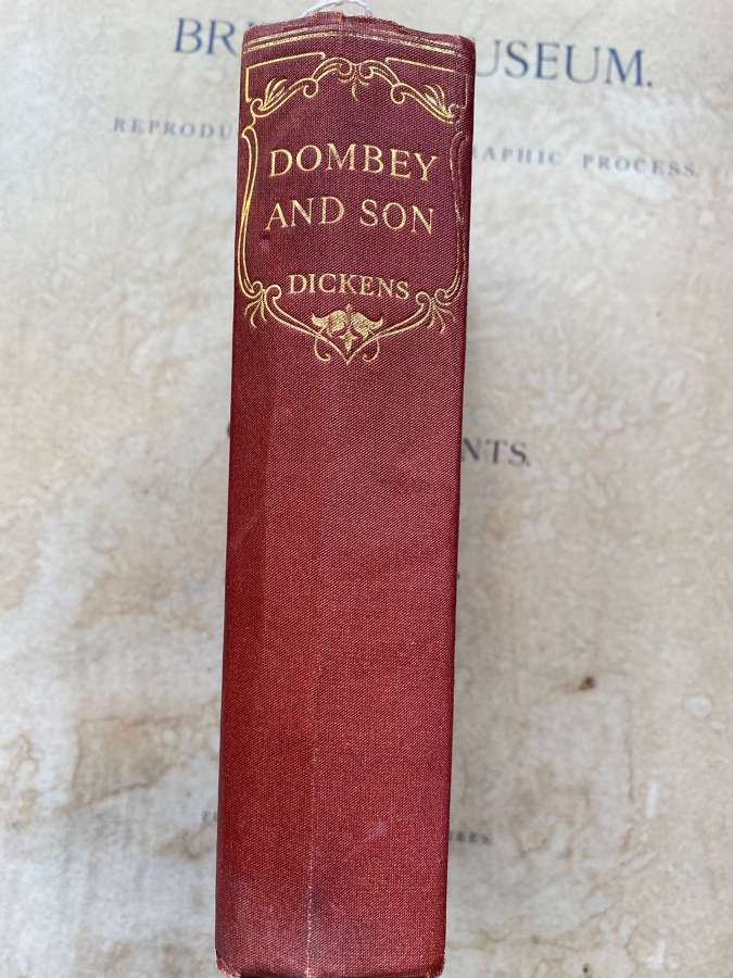 Charles Dickens Dombey & Son