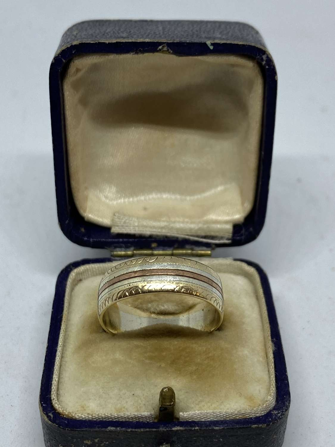 9ct Gold Wedding Band Ring