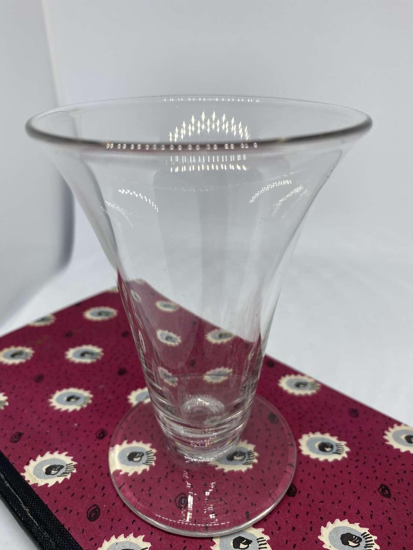 Georgian Wine Glass c1790
