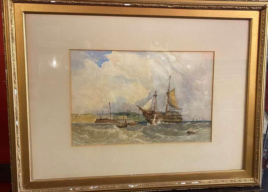 G Wilkin Watercolour