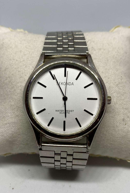 Vintage Gent's Sekonda Wrist Watch