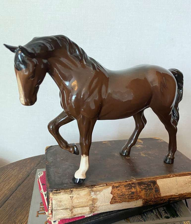 Beswick Brown Horse