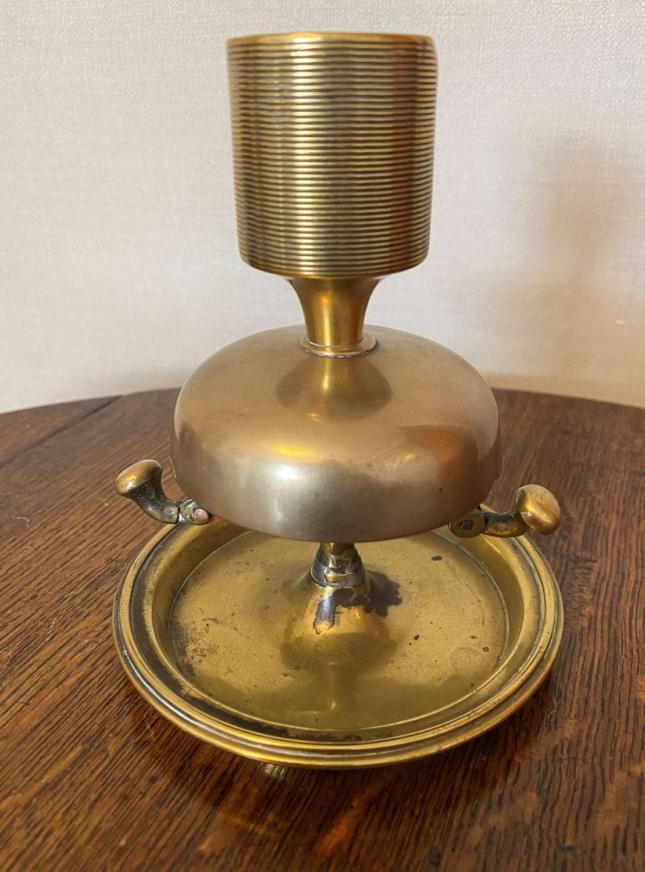 Unusual Victorian Brass Tavern Bell