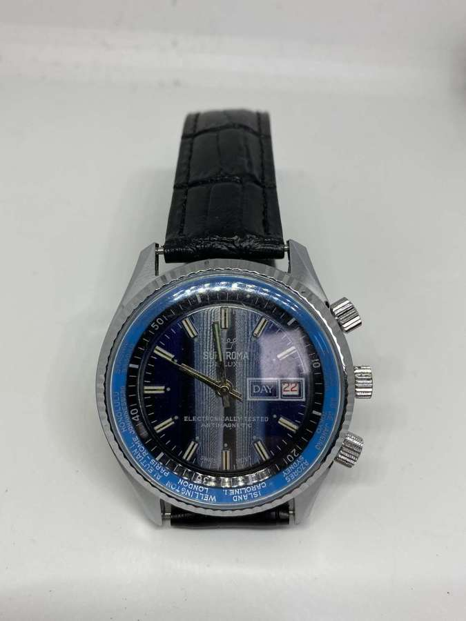 Gent's Vintage Superoma Wrist Watch