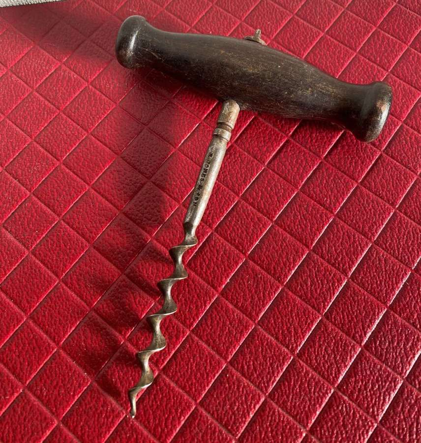 Victorian Corkscrew By R Jones & Sons