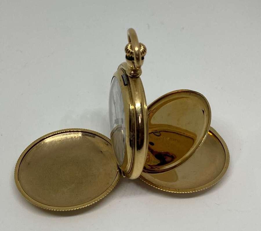 Ladies Waltham 14k Gold Filled Pocket Watch (reserved)